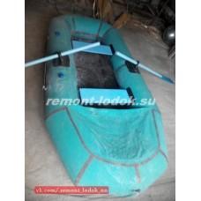 Лодка ОМЕГА 2, резиновая, Б/У (ПРОДАНО)