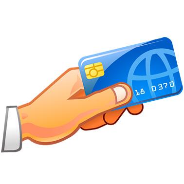 банковской картой
